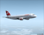A319-100 Swissair