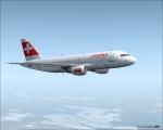 A319-100 Swissair