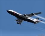 B747-200 British Airways