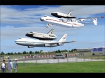An225/B747 with Discovery and Buran