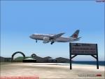 Air Canada at TNCM