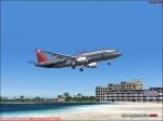 Northwest beach landing