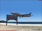 AA at St Maarten