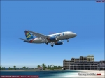 Spirit over St Maarten beach