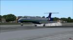 ERJ145 Arrival