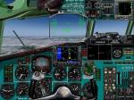 TU154 2D Cockpit