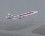 Thai Rainy Departure