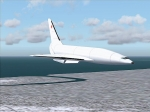Tupolev Tu-360 hypersonic bomber for FS2004