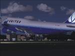 UA744