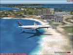 US Airways at St Maarten