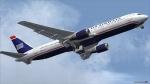 US Airways departing