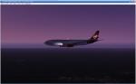 Virgin landing