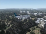 Westjet from CYYC to CYLW