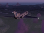 727 Over Alaska