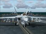 Hornet Ready for Launch