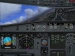 A330 2D Cockpit
