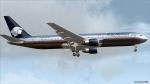 Aeromexico Landing