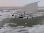 POSKY 747-400 BA Cruising