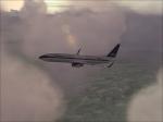 737-800 Climbing