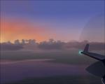Cruising through an Active Sky