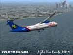 Alpha Blue ATR 72