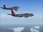 747/737 quantas