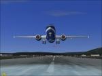 B737-400 Blue Air