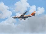 B747-400 iFly