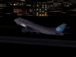 B747-400 Takeoff