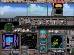 747-400 national 2D Cockpit