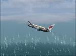 767-300 Approaching RW18 EHAM