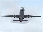 B767 Qantas Takeoff
