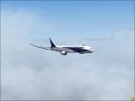 Primaris B787 in Flight