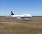 Bad landing at LEMD in a 747
