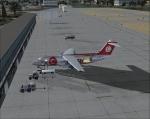 BAe146 cargo
