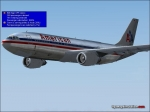 American 737 with FSPassengers