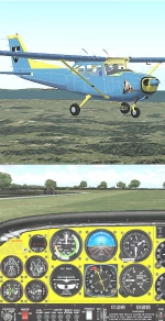 A variation of the fs9 default with improved gauges