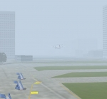Foggy Departure