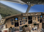 B767-300 Level-D Virtual Cockpit