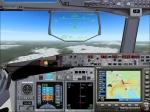 B737-700 Cockpit