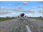 737 Crosswind