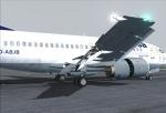 B737 braking