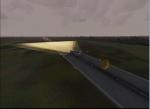 Nice landing on too short runway