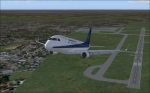 Embraer 170 Factory take-off from EGBB