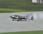 Beechcraft D18