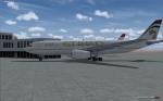 Etihad A332