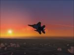 F15 - Sunset
