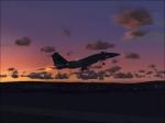 F15-C Takeoff