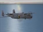 B-25J RAF