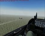 F16 Vs B737